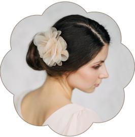 DIANA Seidenblüten Hochzeit Standesamt Pastell