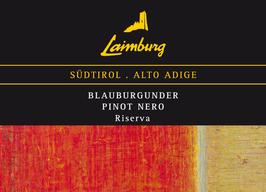 Blauburgunder Riserva 2013