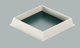Kassette Plastikform 195x195