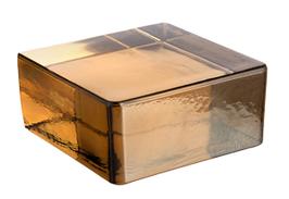 Glasziegel Vetropieno Quadrato Siena