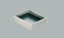 Kassette Plastikform 140x140