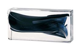 Mattone Poesia Soul White & Cobalt Blue