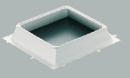 Kassette Plastikform 200x200