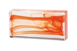 Mattone Poesia Cloud Orange