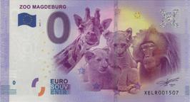 Billet touristique 0€ Zoo Magdeburg 2017