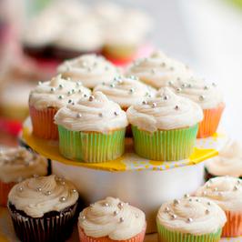 Cupcakes Confettis