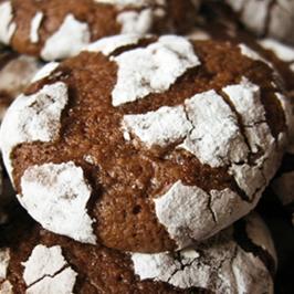 Cookies soufflés