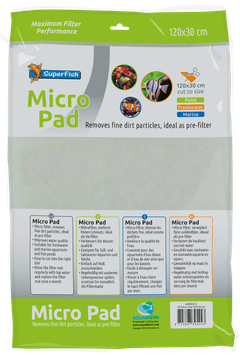 Superfish MICRO PAD 120X30CM
