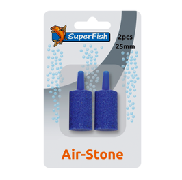 Superfish Air stone luchtsteen 2x 25mm