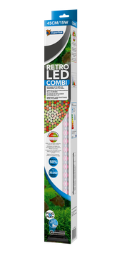 SuperFish Retro Led Combi