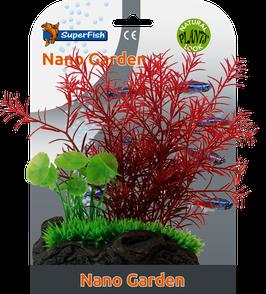 Superfish Nano Wood Garden