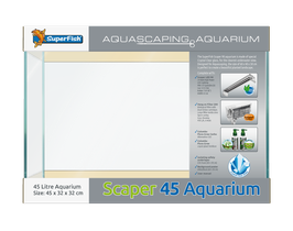 Superfish Scaper 45