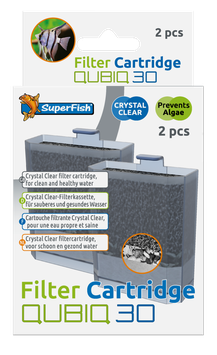 Superfish QubiQ 30 Cartridge (2 stuks)