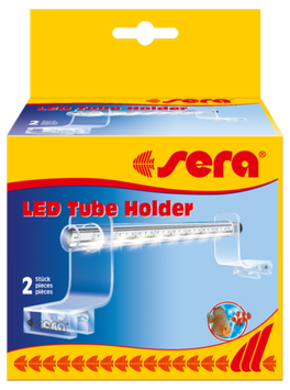 sera LED Tube Holder Clear - geschikt voor de Superfish Retro LED buizen