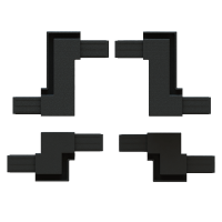Net Cover Zig Zag 15/40mm