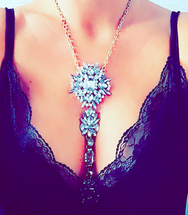 Collier Esmeralda