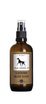Silber Spray LILA LOVES IT 50ml