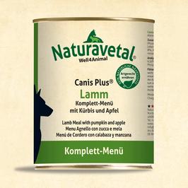 Canis Plus Lamm Komplett Menü