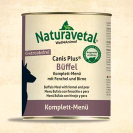 Canis Plus Büffel Komplett Menü