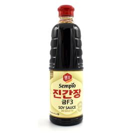 SEMPIO Jin Gold F3 Sojasauce 930 ml 샘표진간장금F