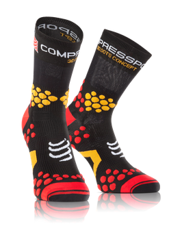 COMPRESSPORT Pro Racing Trailrunning socks (hoch)