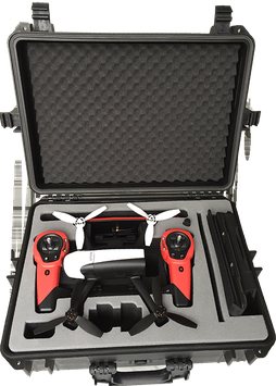 Carry Case for Parrot Bebop 2 and Sky Controller