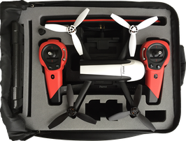 Backpack for Parrot Bebop 2 and space for Bebop 2 Sky Controller