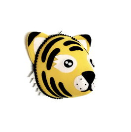 trophée tissu tigre
