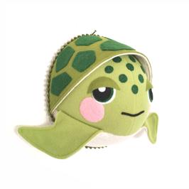 trophée tissu tortue