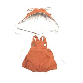 costume ourson pour poupée 38cm