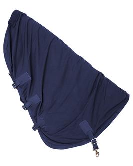 Halsteil Netzdecke - blau