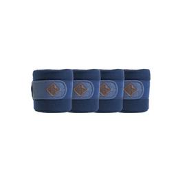 Marineblau Glitter Bandagen