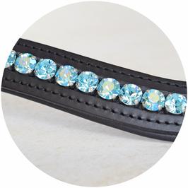 Tturquoise Aaureole - Eeight Glittery