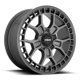 Rotiform ZMO-M 8.5x19 Lk 5/112 ET45 Ml 66.6 anthrazit