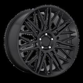 Rotiform JDR 10x22 ET25 5x130 84,2 | schwarz matt