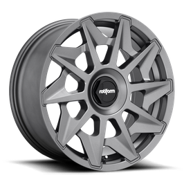 Rotiform CVT 8.5x20 Lk 5/112 ET45 Ml 66.6 anthrazit