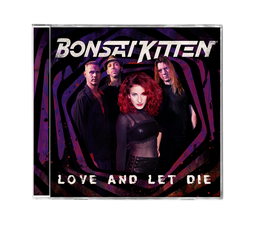 New Album LOVE AND LET DIE - CD