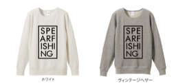【ご予約商品】S.F.W APPAREL/【SPEARFISHING】 CREW NECK SWEAT