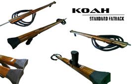 KOAH SPEARGUNS/スタンダード ファットバック