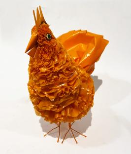 Plastic Chicken - Arancio