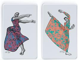 Coppia Piatti - Dancers