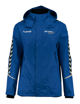 TSV WIEBLINGEN AUTH. CHARGE ALL-WEATHER JACKET (7079)