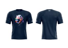 T-Shirt Paul Petit - NAVY (Modèle Casque)