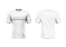 T-Shirt technique Paul Petit - BLANC