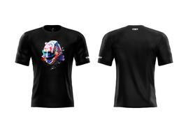 T-Shirt Paul Petit - NOIR (Modèle Casque)