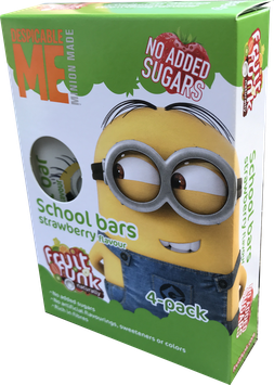 Minions Schoolbars (NIEUW)