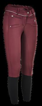 Pantalon X-balance femme burghundy