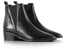 Billi bi - Black leather ankle boots