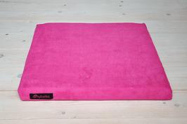 Sitzkissen pink