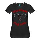 Field Invasion Festival - T-Shirt Frauen - Schädelmotiv